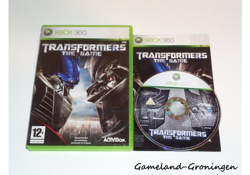 Transformers the Game (Compleet)
