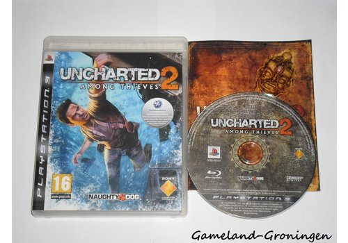 Uncharted 2 Among Thieves (Complete)