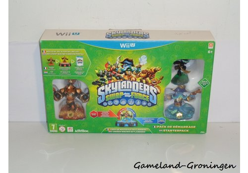 Skylanders Swap Force Starter Pack (Compleet)