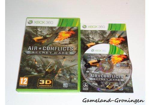Air Conflicts Secret Wars (Compleet)