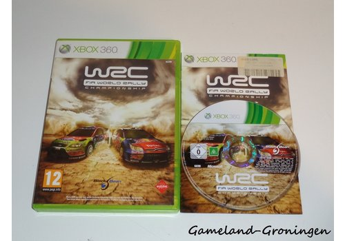 WRC FIA World Rally Championship (Compleet)