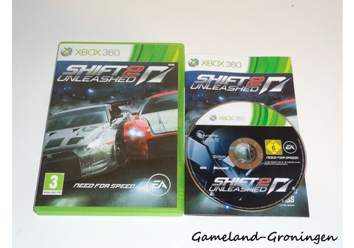 Need for Speed Shift 2 Unleashed (Complete)