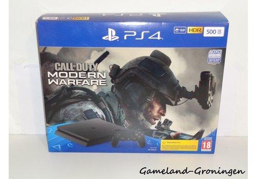 PlayStation 4 Slim 500GB Call of Duty Modern Warfare Pack