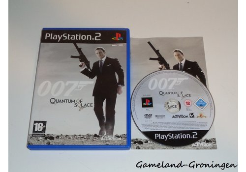 James Bond 007 Quantum of Solace (Compleet)