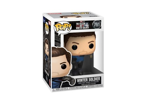 The Falcon and the Winter Soldier POP! - Winter Soldier
