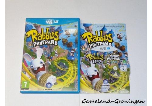 Rabbids Amusement Park (Complete, HOL)
