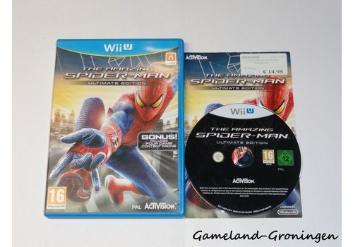 The Amazing Spider-Man Ultimate Edition (Compleet, UKV)