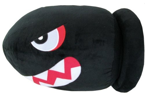 Super Mario - Banzai Bill Plush 35 cm