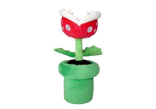 Super Mario - Piranha Plant Knuffel 23 cm