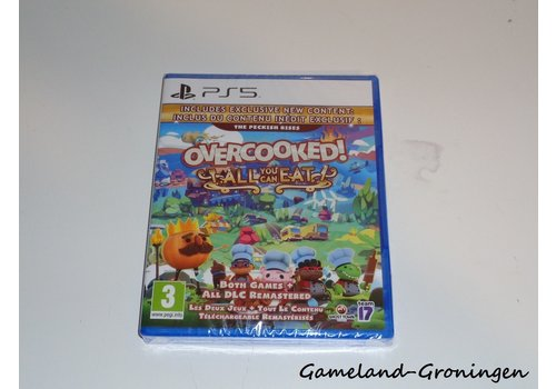 Overcooked All You Can Eat Edition