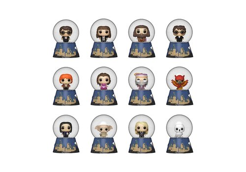 Harry Potter POP Minis! - Mystery Mini Snow Globes
