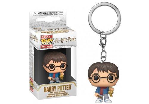 Harry Potter Holiday POP Keychain - Harry Potter
