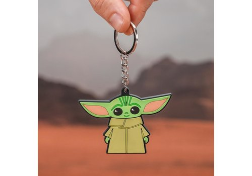 Star Wars The Mandalorian - The Child / Baby Yoda Keychain