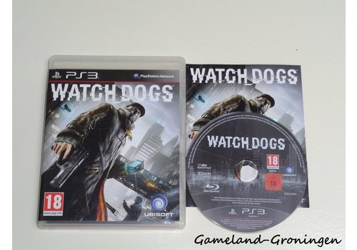 Watch Dogs (Compleet)