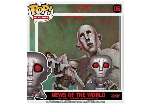 Albums POP! - Queen - News of the World