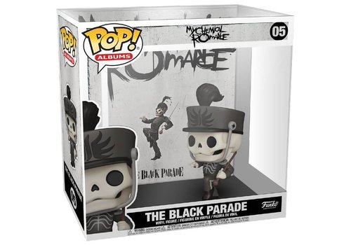 Albums POP! - My Chemical Romance - The Black Parade