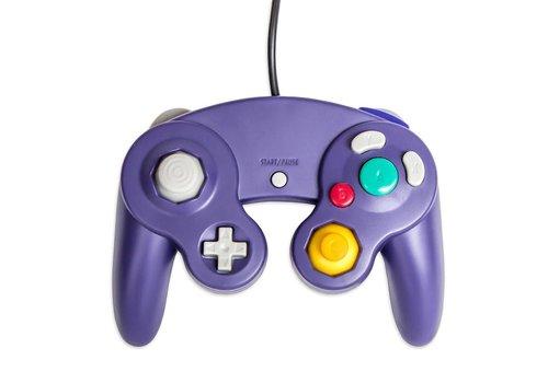 GameCube Controller Paars