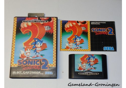 Sonic the Hedgehog 2 (Complete)