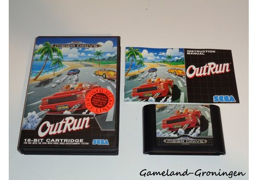 OutRun (Complete)