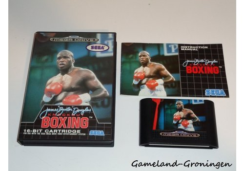 James ''Buster'' Douglas Boxing (Compleet)