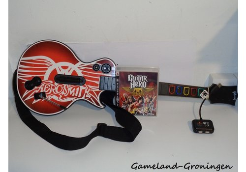 Guitar Hero Aerosmith met Gitaar (Boxed)