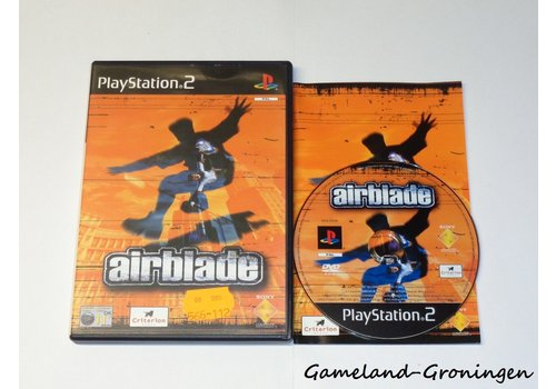 AirBlade (Compleet)