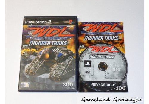 World Destruction League Thunder Tanks (Complete)