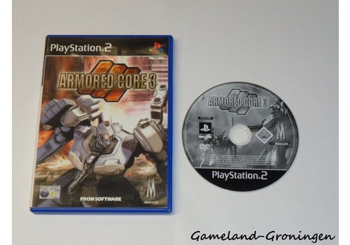Armored Core 3 (Boxed)