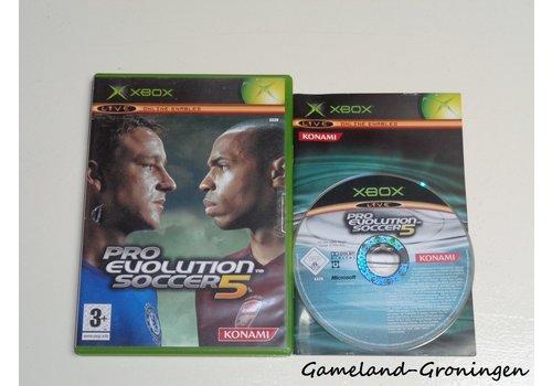 Pro Evolution Soccer 5 (Complete)