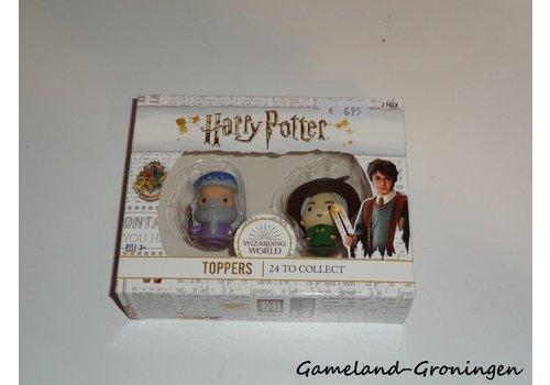 Harry Potter Pen Topper 2-Pack - Albus + Minerva