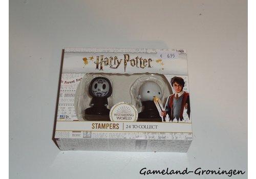 Harry Potter Stampers 2-Pack - Death Eater + Voldemort