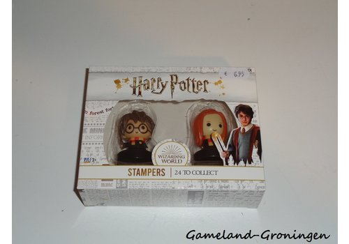 Harry Potter Stampers 2-Pack - Harry + Ginny