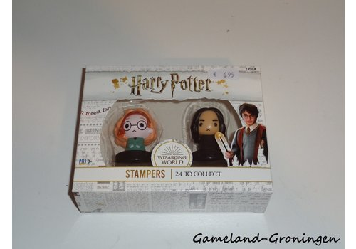 Harry Potter Stampers 2-Pack - Sybill + Severus