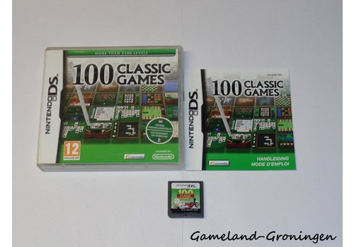 100 Classic Games (Compleet, FAH)