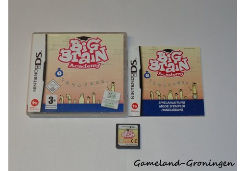 Big Brain Academy (Compleet, FHG)
