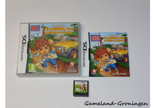 Go, Diego, Go! Build and Rescue (Complete, HOL)