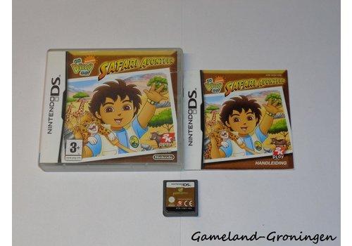 Go, Diego, Go! Safari Adventure (Complete, HOL)