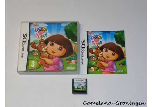 Dora The Explorer Dora Puppy (Compleet, HOL)