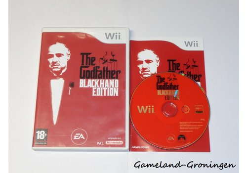The Godfather Blackhand Edition (Complete, HOL)