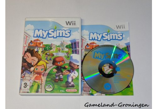 MySims (Complete, HOL)