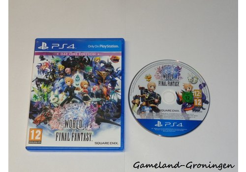 World of Final Fantasy (Compleet)