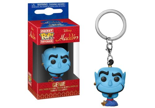 Aladdin Pocket POP Sleutelhanger - Genie