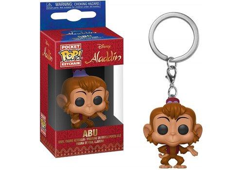 Aladdin Pocket POP Keychain - Abu