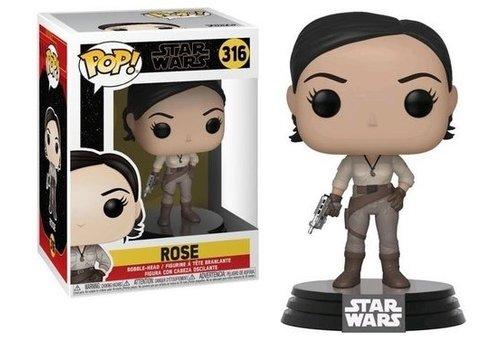 Star Wars Rise of Skywalker POP! - Rose