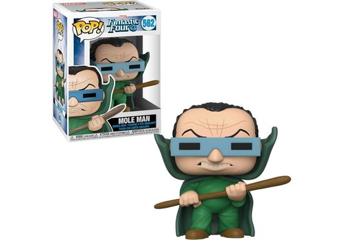 Fantastic Four POP! - Mole Man