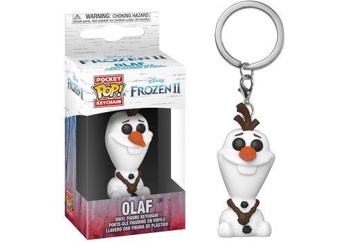 Frozen II Pocket POP Sleutelhanger - Olaf