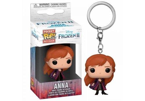 Frozen II Pocket POP Keychain - Anna