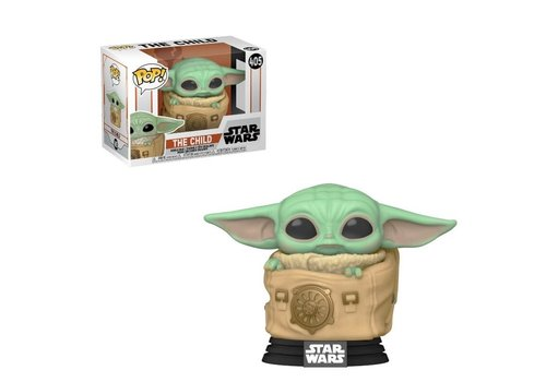 Star Wars The Mandalorian POP! - The Child / Baby Yoda with Bag