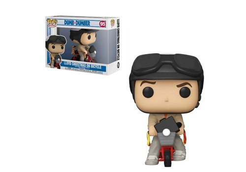 Dumb and Dumber POP! - Lloyd Christmas on Bicycle