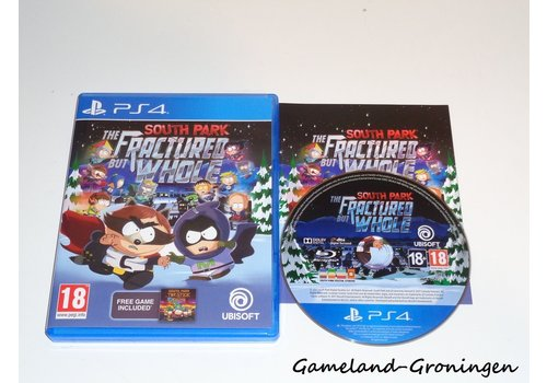 South Park The Fractured But Whole (Complete)
